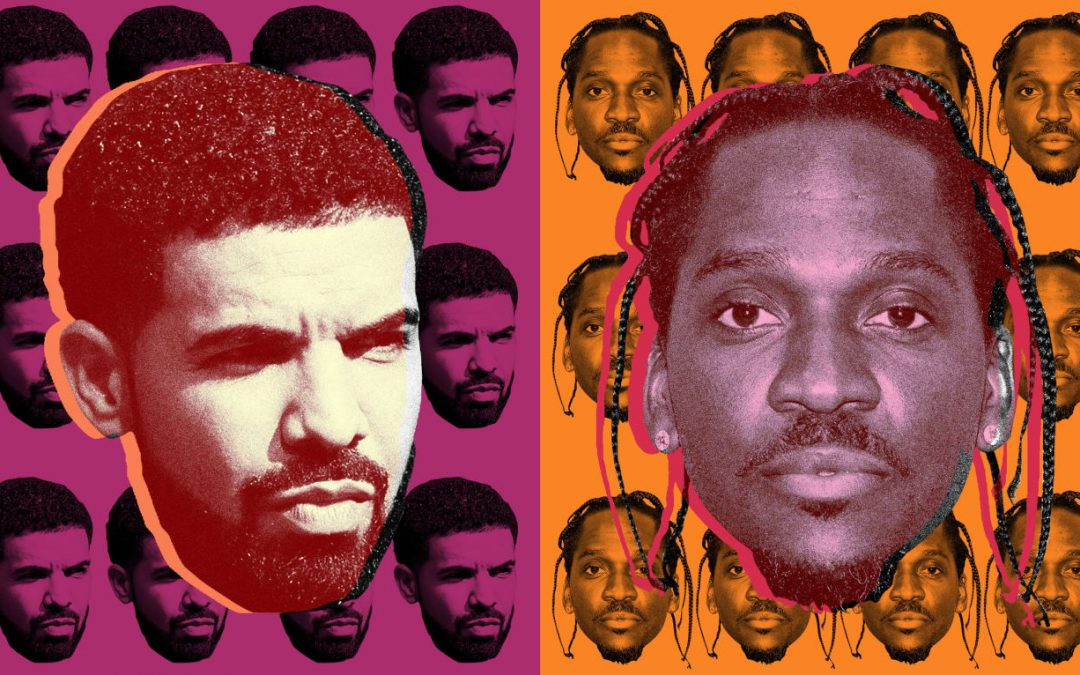 Is Pusha T The First Rapper to Silence Drake?